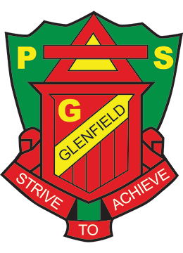 Glenfield Public School logo